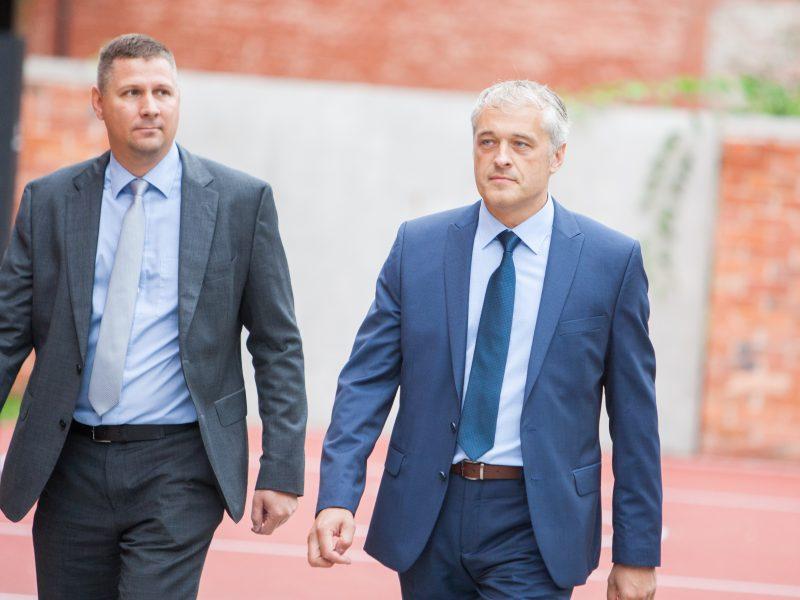 Kauno savivaldybės administracijos vairas – V. Šiliauskui