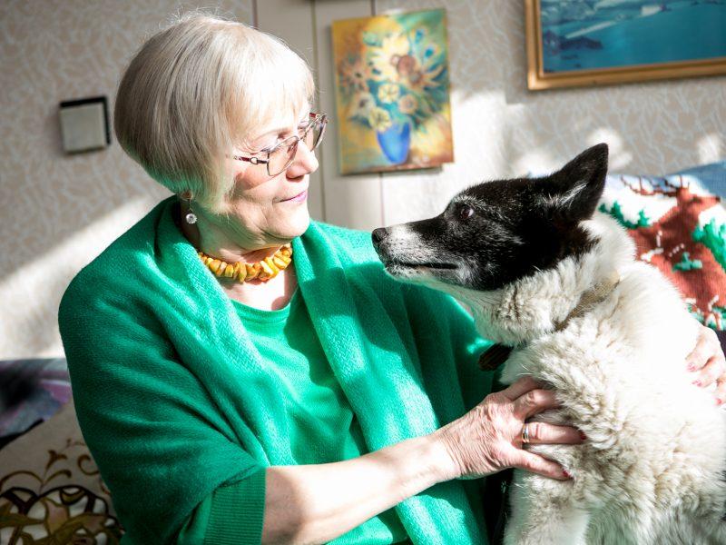 Kas ir kaip gali įveikti šuns nerimą – lojimą?