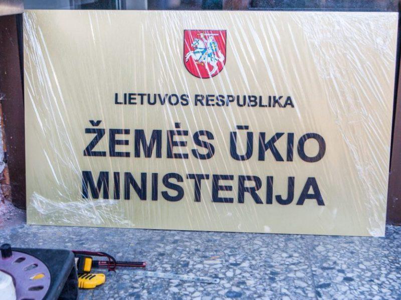 ŽŪM patalpų Kaune nuomos sutartis atidedama neribotam laikui