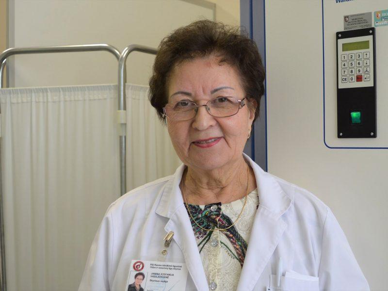 Gydytojos patirtis: prievartinis gydymas ligų plitimo nestabdo