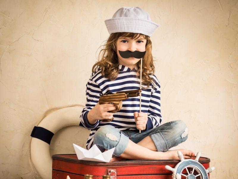 Žaidimai namuose: kaip ugdyti vaiko emocinį intelektą?