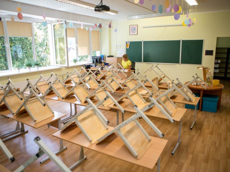 Už konsultacijas mokytojams nubyra tik vargani centai?