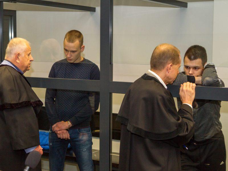 Makabriško nužudymo Kleboniškio miške byla