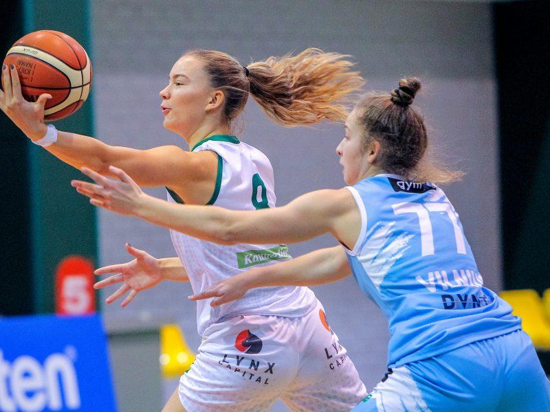 Kauno krepšininkės – tarp medalininkių