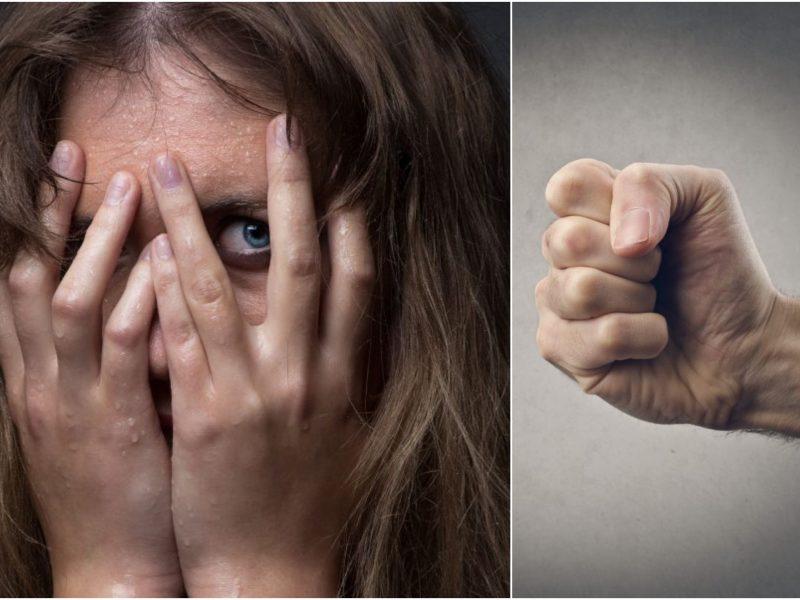 Girtas radviliškietis sumušė 20 metų vyresnę žmoną ir pabėgo nuo policijos