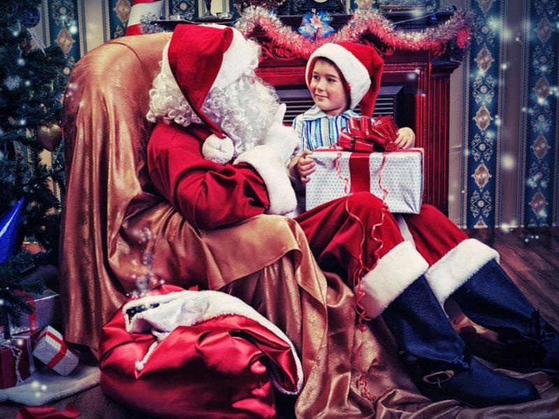 Tikėjimas Kalėdų Seneliu – daugiau laimės, gėrio ir stebuklų