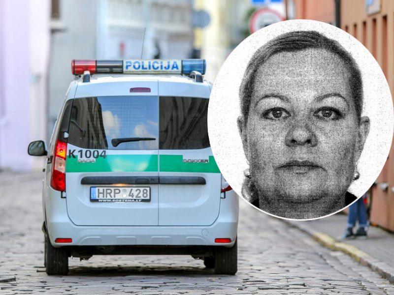 Prieš savaitę iš namų išėjo ir dingo pusamžė kaunietė: policija prašo pagalbos