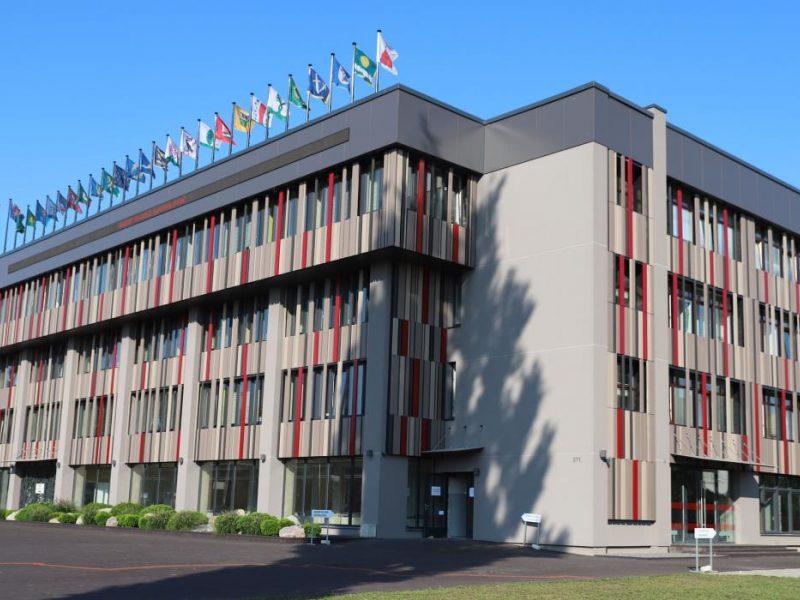 Suformuota nauja rajono savivaldybės administracijos vadovybė