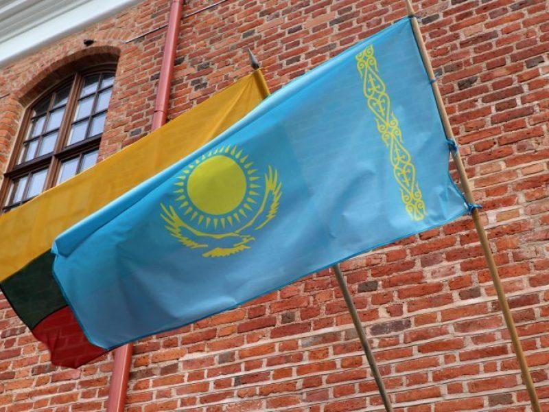 Kaune duris atveria Kazachstano Garbės konsulatas