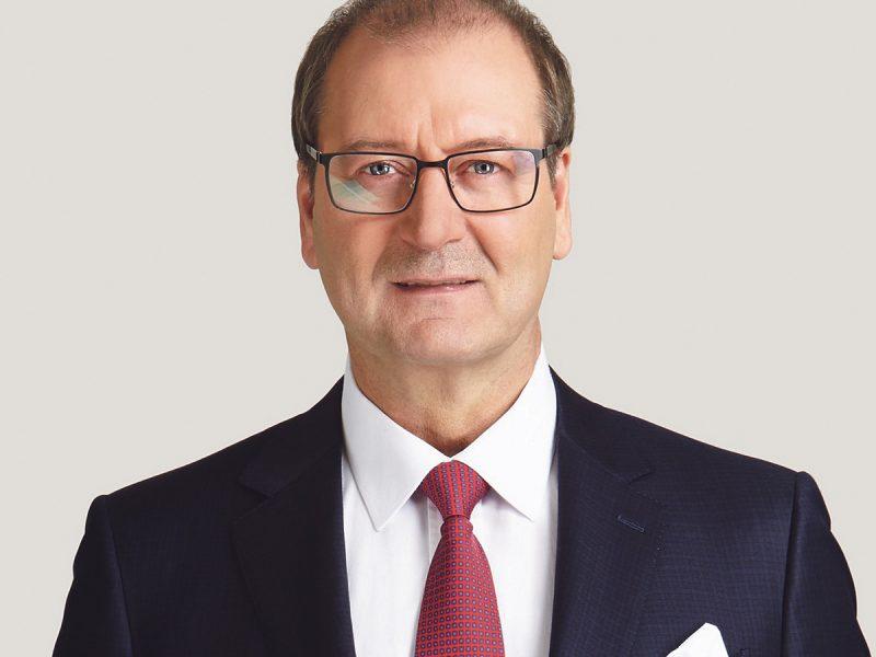V. Uspaskich: naujas politinis-pandeminis sezonas EP ir mano reikalavimai