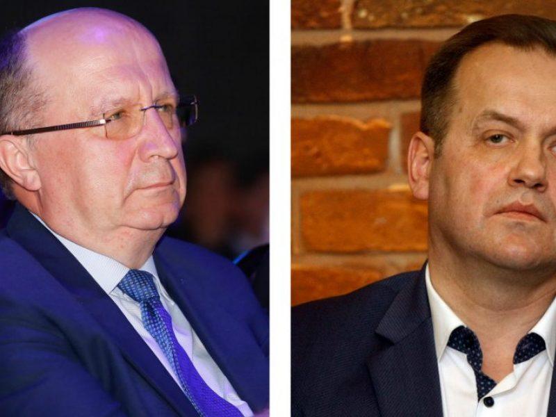 Seime įstrigo iniciatyva išmesti A. Kubilių iš A. Skardžiaus apkaltos komisijos