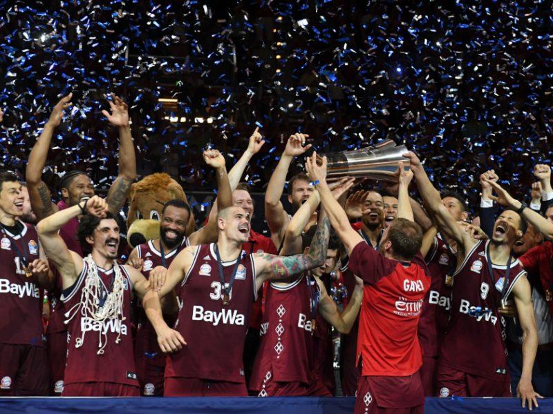 """Paaiškėjo visi """"Žalgirio"""" varžovai kito sezono Eurolygoje"""