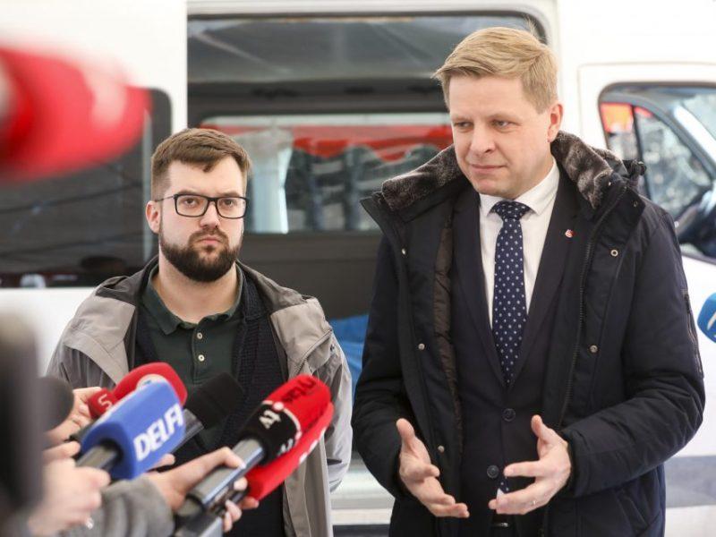 Meras: vadovaujantis A. Verygos nurodymais, Vilniuje gali nelikti vietų karantinui