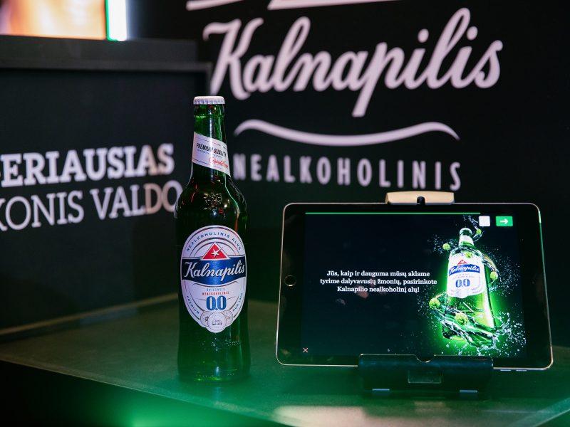 """Masinis """"Kalnapilio"""" skonio tyrimas įsibėgėja – vyks ir Kauno gimtadienio šventėje"""