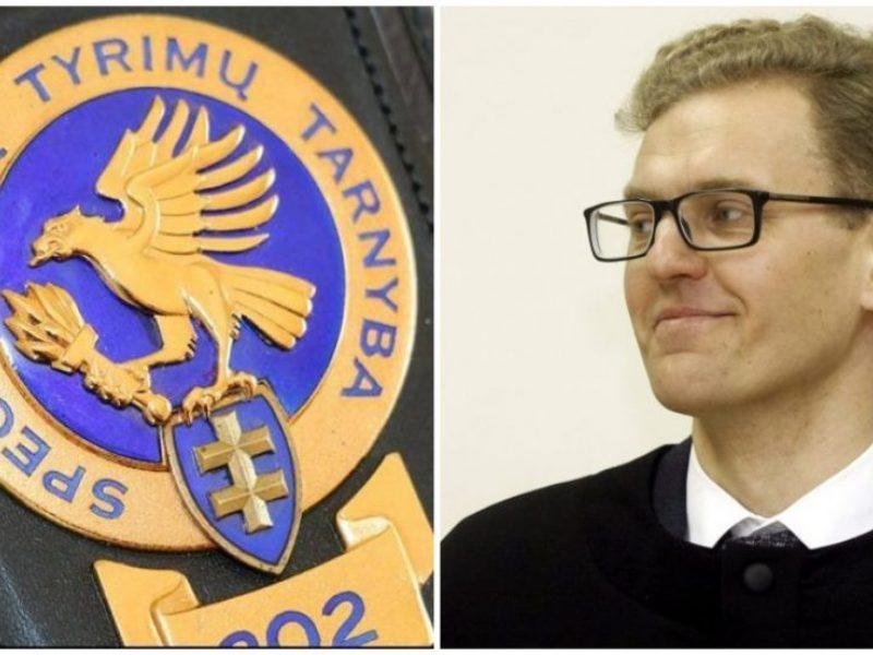 Prokuratūrai – G. Danėliaus skundas dėl aplaidžių STT vadovybės veiksmų