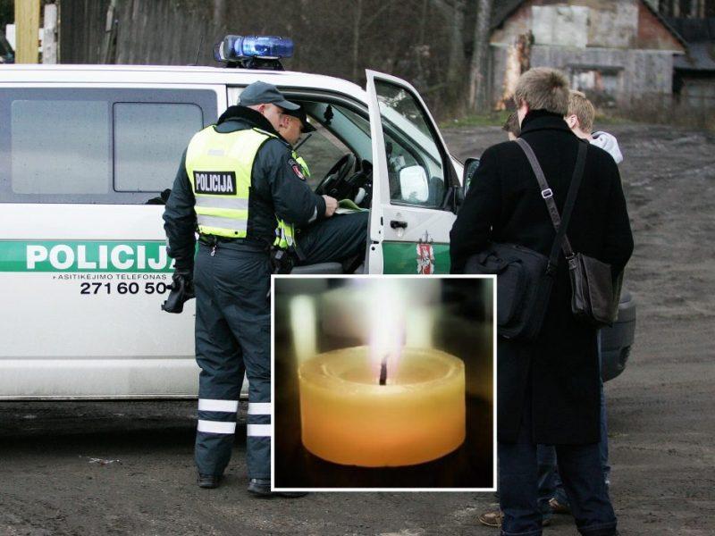 Tragedija Kėdainių rajone: žuvo automobilio partrenkta paauglė