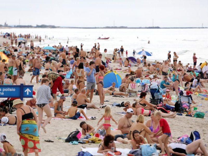 SAM apie skiepus paplūdimiuose: ekstremaliai skambantis būdas, bet tikime, kad tai veiks
