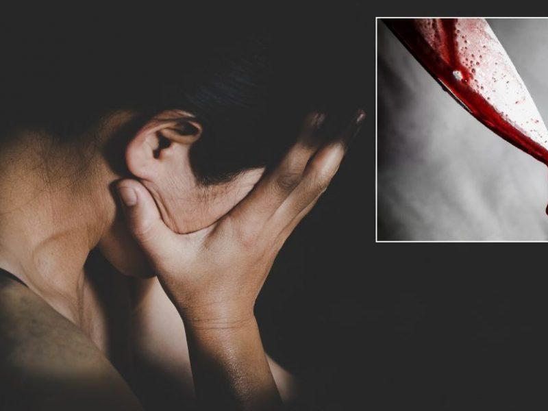 Trakų rajone girtas vyras švaistėsi peiliu: dūrė moteriai į nugarą
