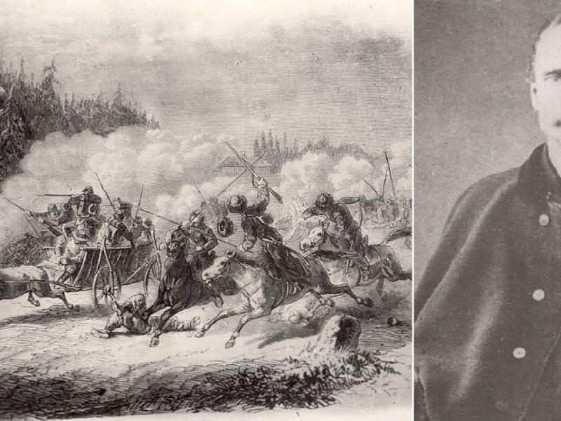 Z. Sierakausko pėdomis: Kauno krašto reikšmė 1863 m. sukilime