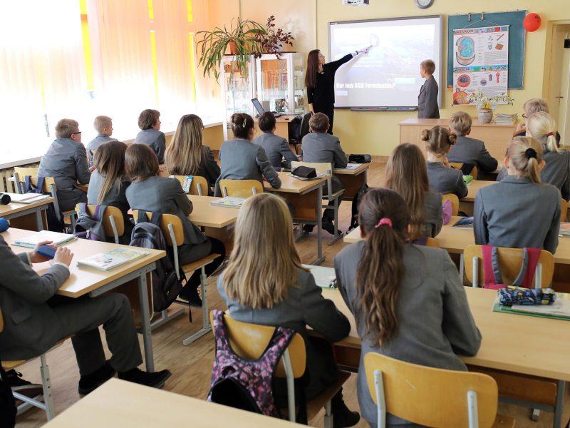 Nuo rugsėjo pedagogams – galimybė pasitraukti į išankstinę pensiją