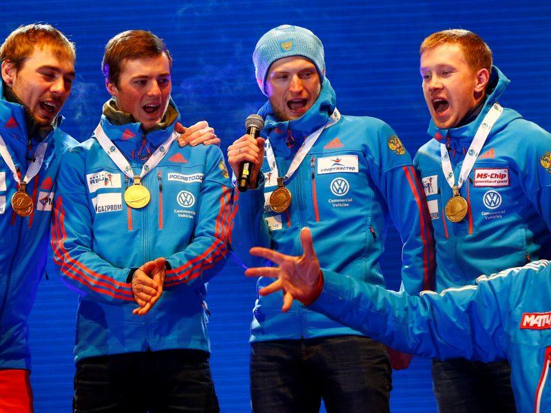 Tarptautinis parolimpinis komitetas panaikino Rusijos suspendavimą