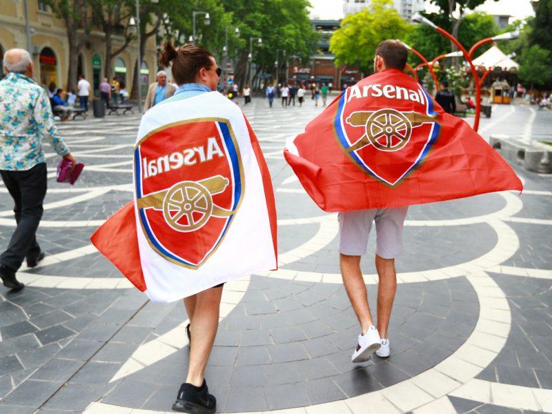 """Ar """"Arsenal"""" pateks į UEFA Čempionų lygą?"""