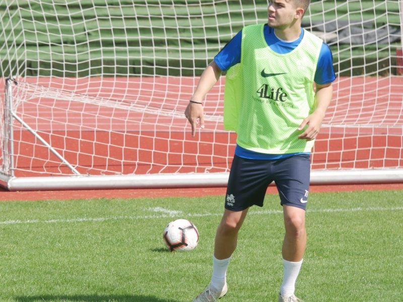 """""""Atlanto"""" gretose – dar vienas futbolininkas iš Kroatijos"""