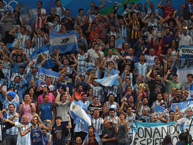 Argentina netveria pykčiu: Lietuva, jūs niekada nelaimėsite aukso medalių