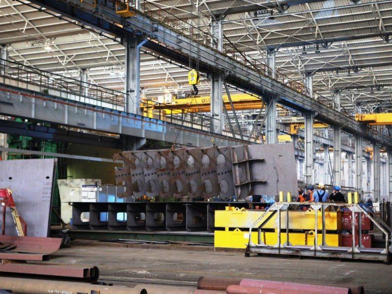 """""""Vakarų Baltijos laivų statykla"""" stiprina pozicijas rinkoje"""