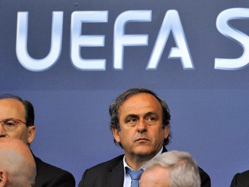 Prancūzijoje sulaikytas buvęs UEFA vadovas M. Platini