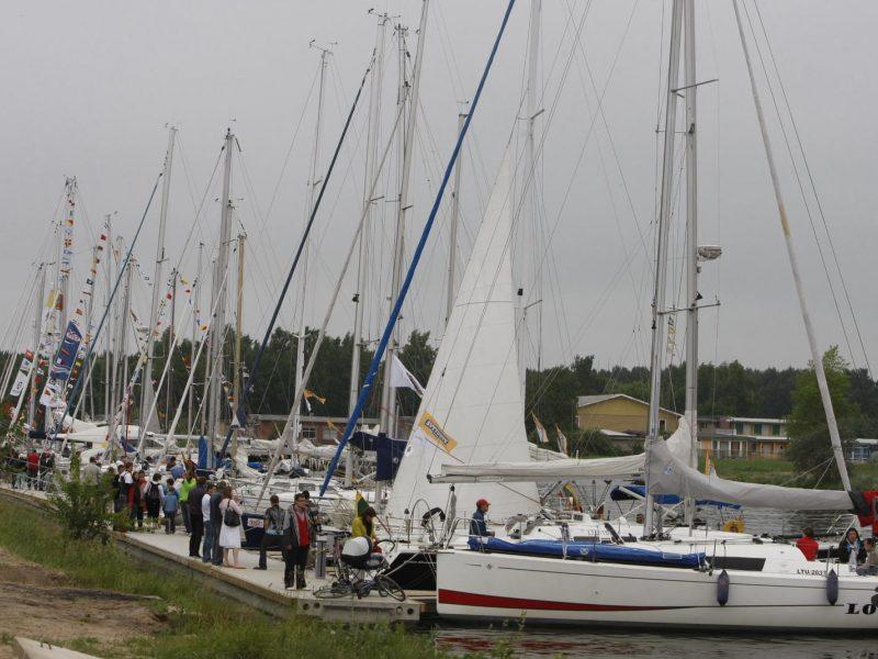 Seimas svarstys, ar Šventosios jūrų uosto valdymui steigti uosto direkciją