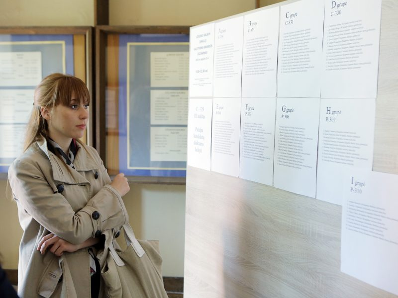 Paskelbti paskutinių brandos egzaminų rezultatai – padaugėjo šimtukų