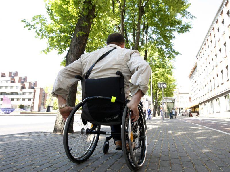Neįgaliųjų integracijai – tūkstančiai eurų