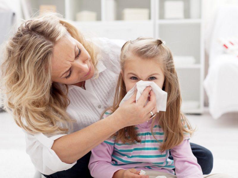 Gripas traukiasi: Klaipėdoje atšaukta epidemija