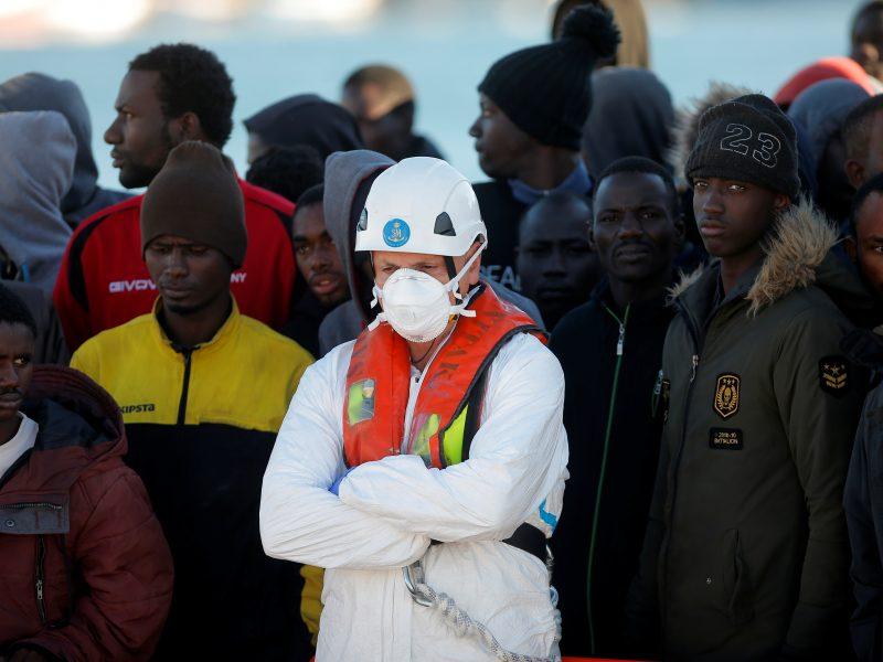 Klaipėdiečiai – prieš Migracijos paktą