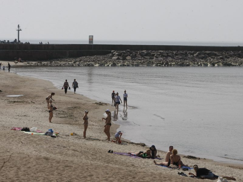 Pliažuose – ne tik malonumai