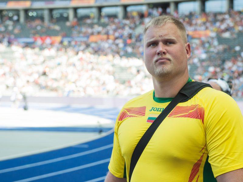 Į pasaulio čempionatą vyks 11 lietuvių: A. Gudžius gins titulą