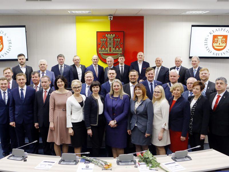 Klaipėdos politikų komandiruotės – po didinamuoju stiklu