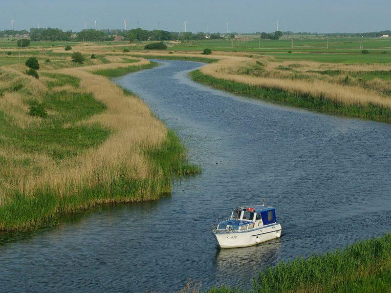Kanalui tvarkyti stokojama pinigų