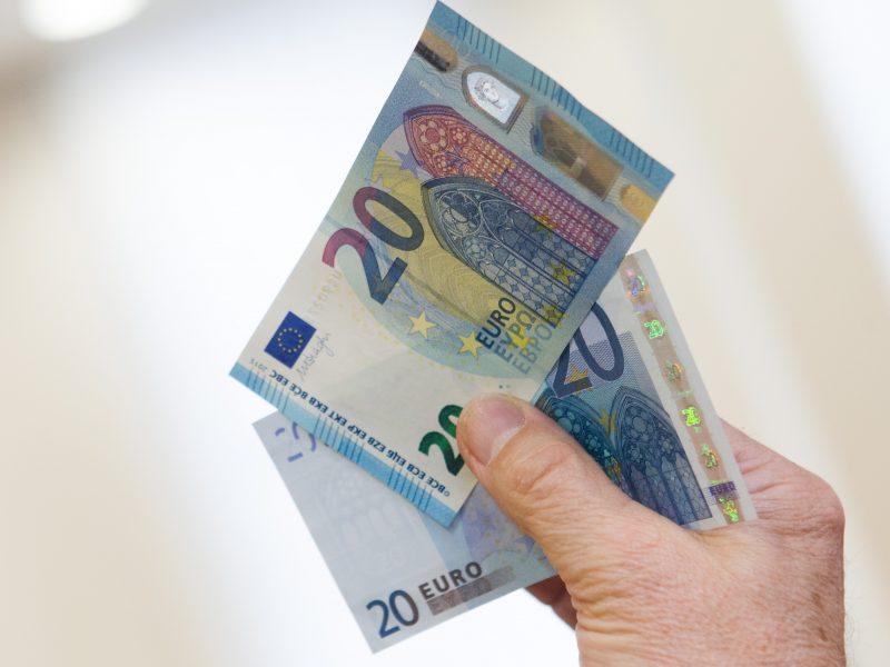 Nuo policijos bėgusiam Kupiškio politikui skirta 120 eurų bauda