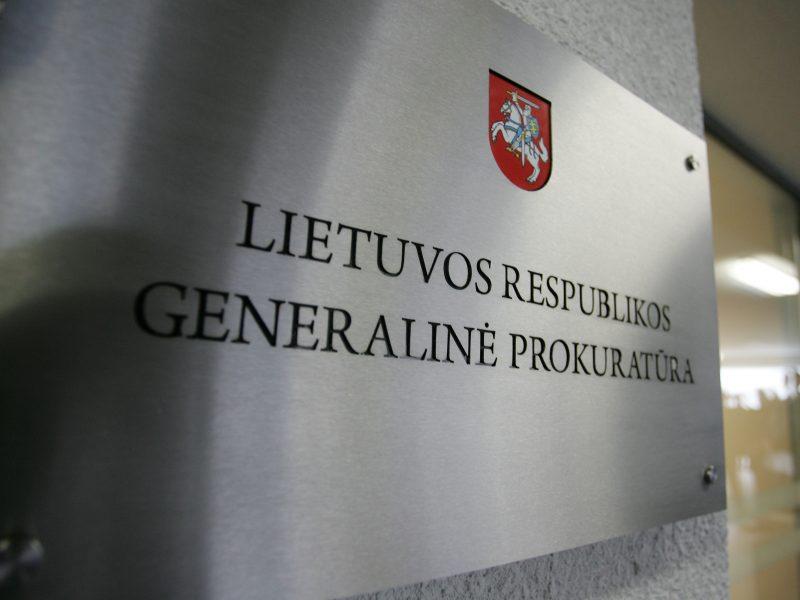 Prokuratūra tiria galimą neteisėtą Teisingumo ministerijos auditorių sekimą