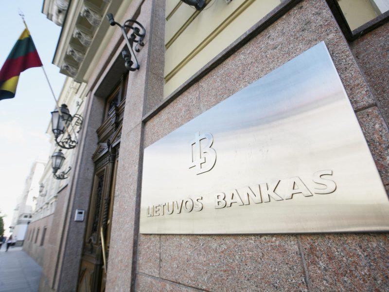 Įstatymo pataisos padės Lietuvos bankui efektyviau reaguoti į problemas rinkoje
