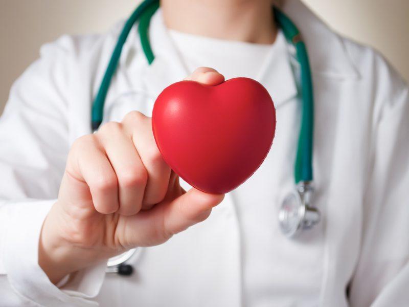 Kardiologės patarimai, ką daryti, jei vargina širdies permušimai