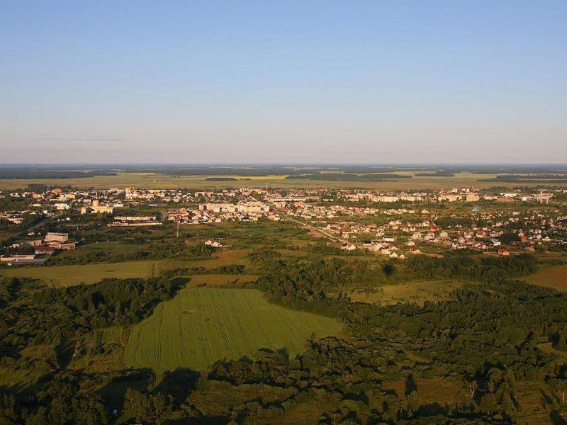Radviliškyje prasideda Europos žmonių festivalis