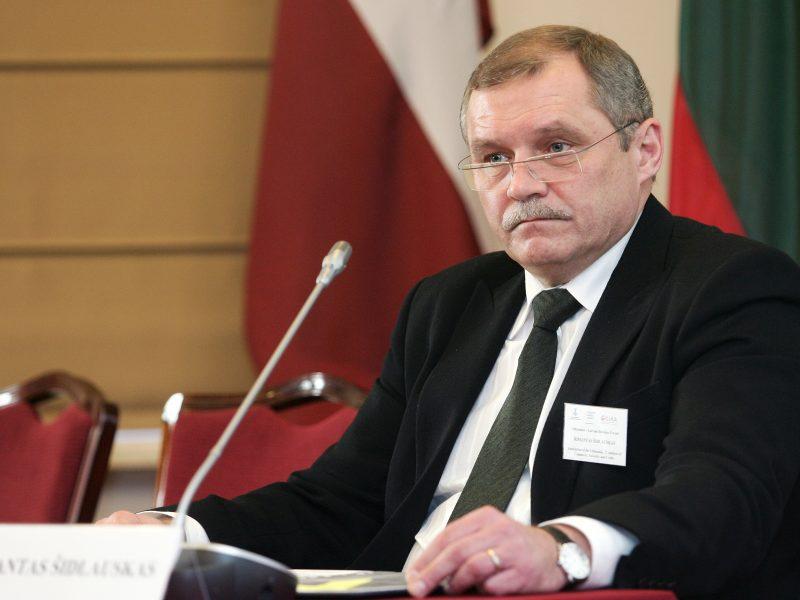 STT sulaikė Lietuvos prekybos, pramonės ir amatų rūmų vadovą