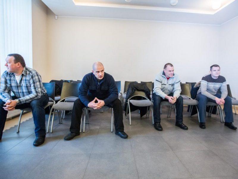 Kauno apygardos teismas sutaršė eksperimentinę bylą