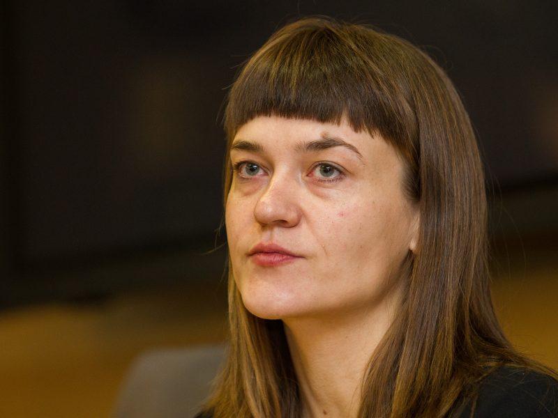 Seimo narė R. Morkūnaitė-Mikulėnienė susilaukė sūnaus