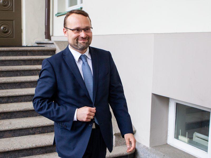 Kultūros ministro susitikimas su G. Nausėda