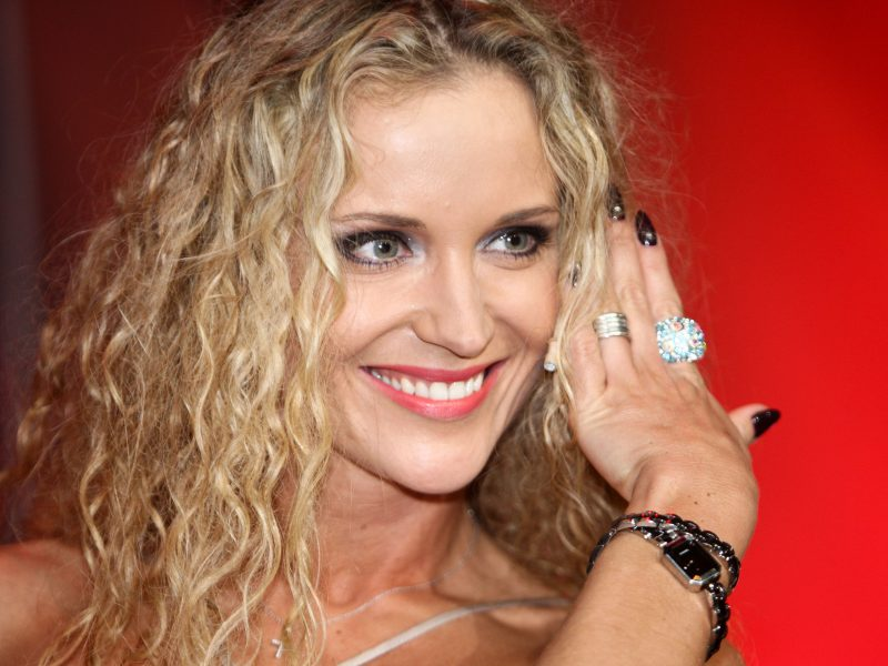 Italijoje ištekėjo šokėja E. Daniūtė