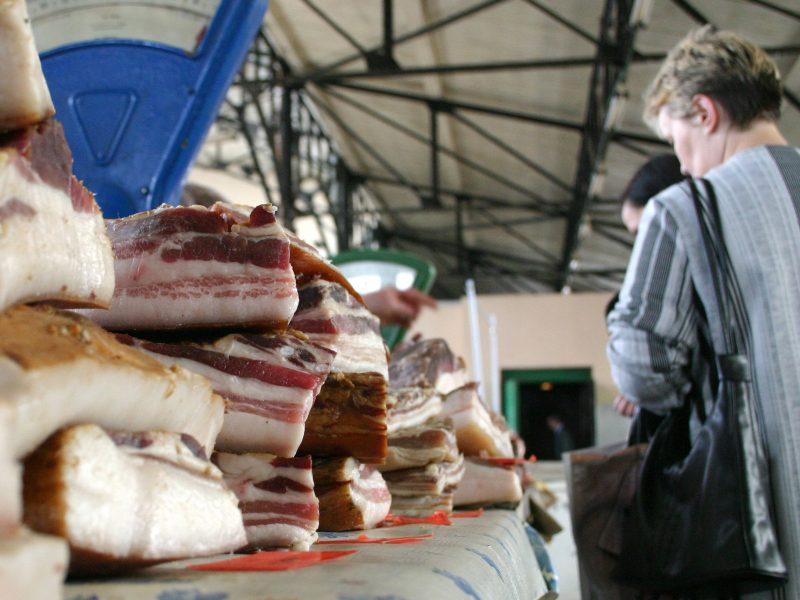 Pasitvirtino net kas ketvirta pretenzija dėl nekokybiško maisto